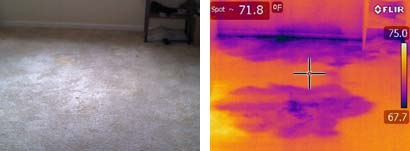 Infrared Roof Leak Finder in the Area