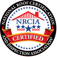 NRCIA Roof Certification Logo