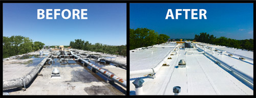 Phoenix Commercial Roof Repair