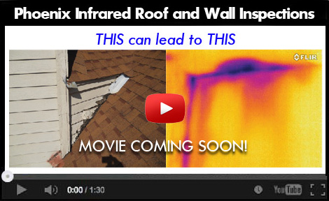 Video Phoenix Infrared Roof Inspections